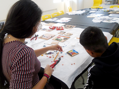 Art Classes at Derby Pride Academy